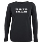 Fearless Freegan Plus Size Long Sleeve Tee