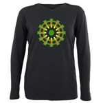 Sparkhenge Plus Size Long Sleeve Tee