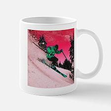 skier2 Mugs