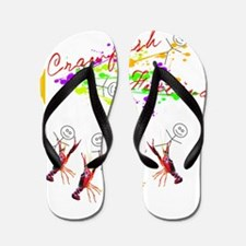CRAWFISH FESTIVAL with Stick People Flip Flops