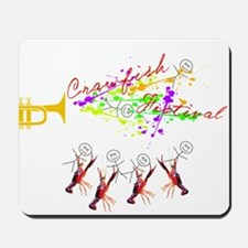 CRAWFISH FESTIVAL with Stick People Mousepad
