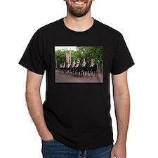 Royal Household Cavalry, London T-Shirt