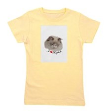 Unique Ragdoll Girl's Tee