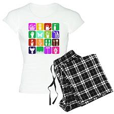 Garden in Sixteen Pajamas