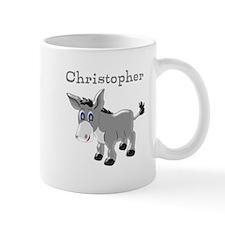 Personalized Donkey Mugs