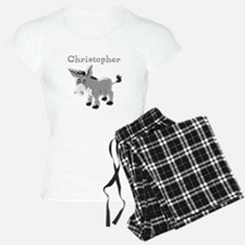 Personalized Donkey pajamas