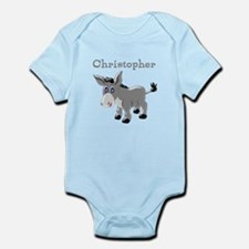 Personalized Donkey Body Suit