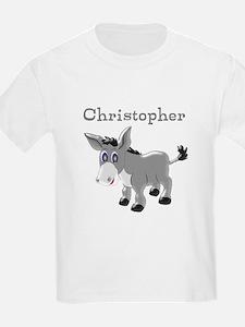 Personalized Donkey T-Shirt