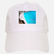 Myrtos of Greece Baseball Baseball Baseball Cap