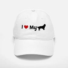 I love my Sussex Spaniel Baseball Baseball Cap