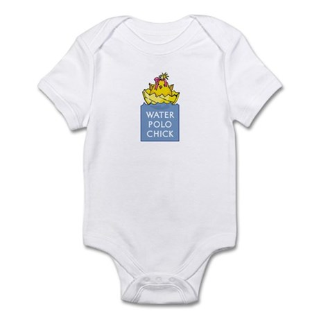 Water Polo Chick Infant Bodysuit