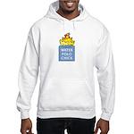Water Polo Chick Hooded Sweatshirt