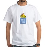 Water Polo Chick White T-Shirt