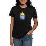 Water Polo Chick Women's Dark T-Shirt