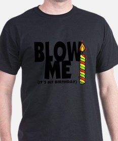 Unique Funny birthday T-Shirt