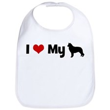 I love my Belgian Sheepdog Bib