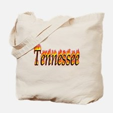 Tennessee Flame Tote Bag