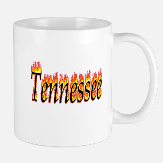 Tennessee Flame Mugs