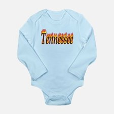 Tennessee Flame Body Suit