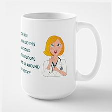 OH NO! Large Mug