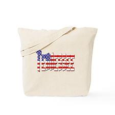 Patriotic Tennessee Tote Bag