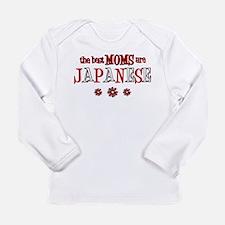 Japanese Moms Infant Long Sleeve T-Shirt