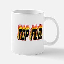 Top Fuel Flame Mugs