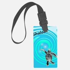 Chanukah for Turtle Lovers Luggage Tag