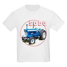 Unique Tractor T-Shirt