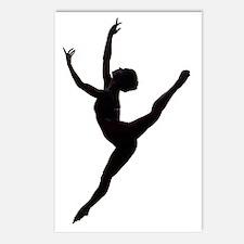Ballet Dance Postcards (Package of 8)
