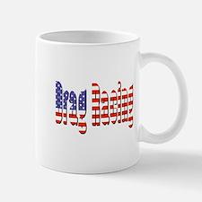 Patriotic Drag Racing Mugs