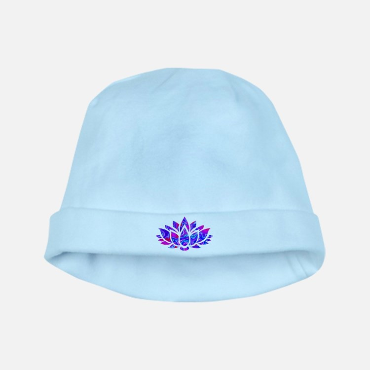 Lotus flower Baby Hat