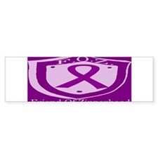 Bumper Bumper Sticker
