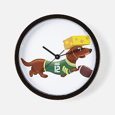Unique Dog sports Wall Clock