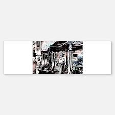 Bucksnort Trading Post. Bumper Bumper Bumper Sticker