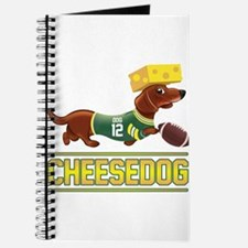 Cheesedog 2 (Dachshund) Journal