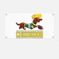 Cheesedog 2 (Dachshund) Banner