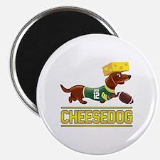 Cheesedog 2 (Dachshund) Magnets