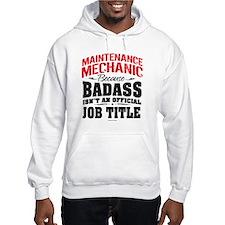 Maintenance Mechanic Hoodie