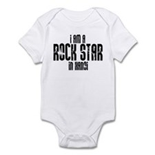 Rock Star In Hanoi Infant Bodysuit