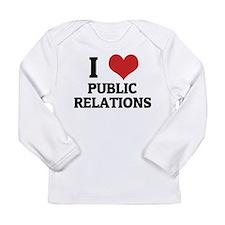 Unique Media Long Sleeve Infant T-Shirt