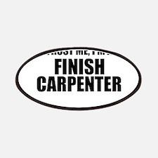Trust Me, I'm A Finish Carpenter Patch