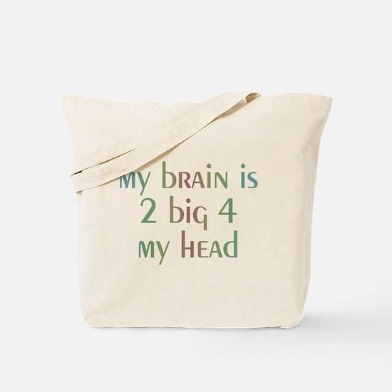 Cool Zipperhead Tote Bag