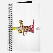 Cute Zipper Journal