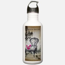 french rococo vintage Sports Water Bottle
