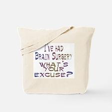 Unique Decompression Tote Bag