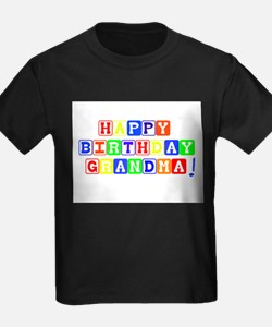 Cute Grandma birthday T