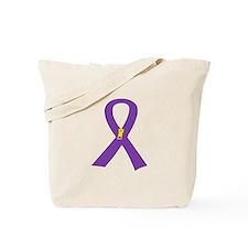 Funny Zipper Tote Bag