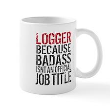 Logger Badass Mugs