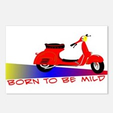 Born To Be Mild Postcards (Package of 8)